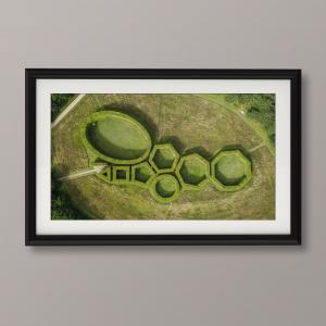De Geometriske Haver, Herning